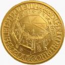 Zlatá mince Pozdní gotika - kašna v Kutné Hoře, Proof