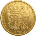 Zlatá mince Renesance - zámek v Litomyšli, Proof