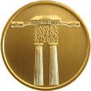 Zlatá mince Empír - zámek Kačina, Proof