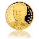 2016 - Zlatá mince 10 NZD Miroslav Kadlec - Au 1/4 Oz