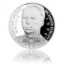 2016 - Stříbrná mince 2 NZD Miroslav Kadlec - Proof