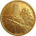 Zlatá mince Současnost - Tančící dům v Praze, Proof