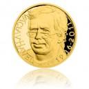 Sada zlatých medailí Václav Havel - Proof