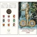 Rakousko - 50 Schilling - Johann Strauss, rok 1999