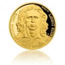 2016 - Zlatá mince 10 NZD Karel Poborský - Au 1/4 Oz