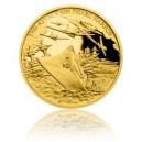 2016 - Zlatá mince 5 NZD Útok na Pearl Harbor - Proof