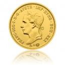 2016 - Sada dvou zlatých dukátů František Josef I. - Standard