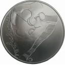 Stříbrná pamětní mince Jaroslav Ježek - Proof