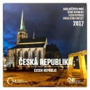 Sada oběžných mincí Česká republika 2017
