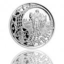 2016 - Stříbrná medaile Staroměstský orloj - Váhy