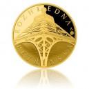 2017 - Zlatá medaile Petřínská rozhledna - Au 1 Oz