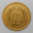 Svatováclavský Jednodukát - rok 1935 R