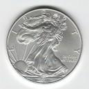 Stříbrná investiční mince American Eagle 2011 - 1 Oz