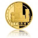 2017 - Zlatá mince 10 NZD Reformy Marie Terezie - měnová - Proof