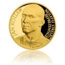 2017 - Zlatá mince 10 NZD Jan Koller - Au 1/4 Oz