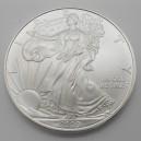 Stříbrná investiční mince American Eagle 2009 - 1 Oz