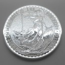 Stříbrná investiční mince Britannia 2015 - 1 Oz