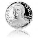 Stříbrná mince Marie Terezie - Proof