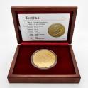 Zlatý 40-ti dukát Maxmiliána II.