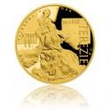 2017 - Zlatá investiční mince 100 NZD Marie Terezie a Josef II.