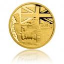 2017 - Zlatá mince 5 NZD Bitva u El Alameinu