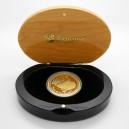 Zlatá investiční mince Year of the Rabbit, Rok Králíka 1 Oz PROOF!!! - rok 2011