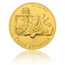 2017 - Zlatá mince 250 NZD Česká státnost - 5 Oz