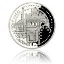 2017 - Platinová mince 50 NZD UNESCO - Lednicko-valtický areál - 1 Oz