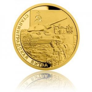 2017 - Zlatá mince 5 NZD Bitva u Stalingradu