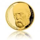 2017 - Zlatá medaile T. G. Masaryk - Au 1 Oz