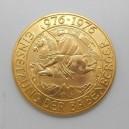 Zlatá investiční mince Babenberger 976 - 1976