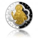 2017 - Sada 2 stříbrných mincí 1 NZD Relikviář sv. Maura