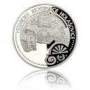2017 - Platinová mince 50 NZD UNESCO - Holašovice - 1 Oz