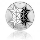 Stříbrná mince Kaple sv. Václava v katedrále sv. Víta - Proof