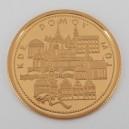 1993 - Zlatá medaile - pětidukát Vznik samostatné České republiky, 1. 1. 1993