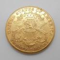 Zlatá mince USA 20 Dollars 1906
