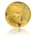2018 - Zlatá mince 25 NZD Gustav Klimt - Proof - 1/2 Oz