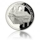 2018 - Platinová mince 50 NZD UNESCO - Kroměříž - 1 Oz