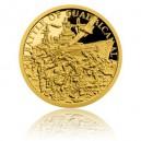2018 - Zlatá mince 5 NZD Bitva o Guadalcanal