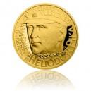 2018 - Zlatá medaile Heliodor Píka - Národní hrdinové