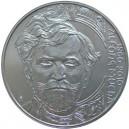 Pamětní stříbrná mince Alfons Mucha - Proof