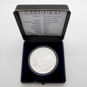 2005 - Stříbrná medaile Město Liberec - Aréna Liberec