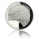 2018 - Platinová mince 50 NZD UNESCO - Litomyšl - 1 Oz