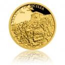 2018 - Zlatá mince 5 NZD Invaze na Sicílii