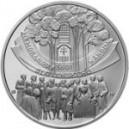 Stříbrná pamětní mince Memorandum národa slovenského 2011, Proof