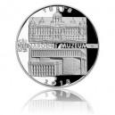 Stříbrná mince Národní muzeum - Proof