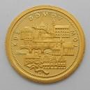 1993 - Zlatá medaile - dukát Vznik samostatné České republiky, 1. 1. 1993
