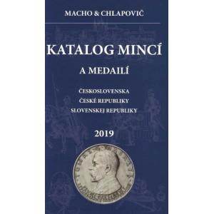 Mince Československa, ČR a SR 1918 - 2019, Macho a Chlapovič