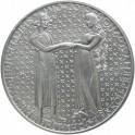 2010 - Pamětní stříbrná mince Nástup Jana Lucemburského na trůn, Proof