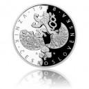 2018 - Sada 4 stříbrných mincí 5 WST - Převratné osmičky našich dejin